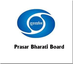 Doordarshan Recruitment 2015