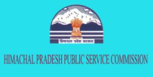 Himachal Pradesh Public Service Commission HPPSC Recruitment 2015