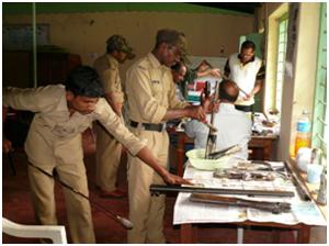 Karnataka Forest Department Recruitment 2015