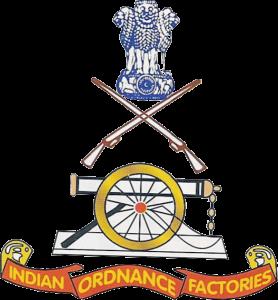 Indian Ordnance Factory Recruitment 2015