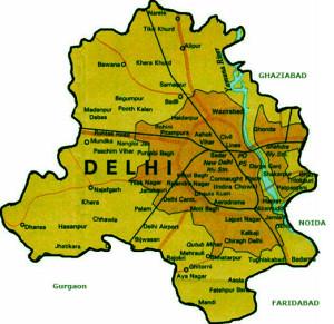 govt jobs in delhi