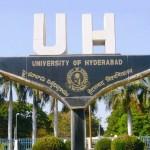 University of Hyderabad Recruitment 2016