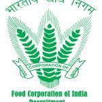 Food Corporation FCI Recruitment 2016