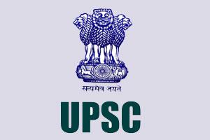 UPSC Commission Recruitment 2016