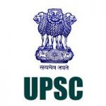UPSC Officers Recruitment 2016