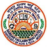 SVBP University Meerut Recruitment 2016 for 103 teaching posts